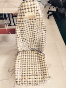 座椅坐垫超柔织物压力传感器